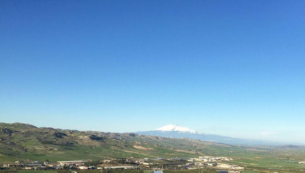 Enjoying Life Sicily Etna Volcano Snow ❄ Skiing Snowboarding Traveling