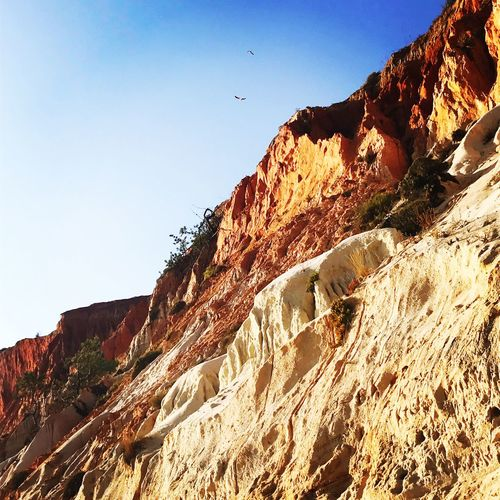 Nature Beach Day Sky Nature Low Angle View Beauty In Nature Mountain Rock