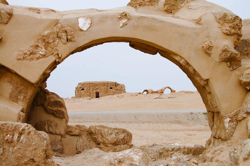 Resafa Ruins - Syria Resafa Resafa Ruins Syria  Ancient Ancient Civilization Built Structure Old Ruin