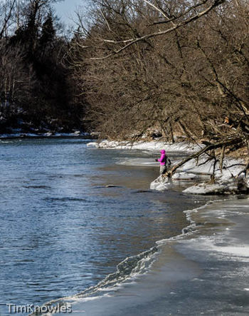 on the river Taking Photos Check This Out Enjoying Life Winter_collection Ice Formation Fishing Out And About London Ontario NikonLife Nikon D7000 Canada Coast To Coast Canada Enjoying Life Check This Out Taking Photos