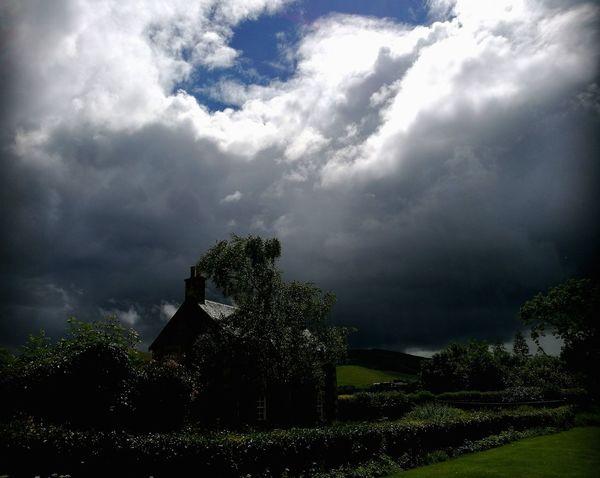 Biggar Scottish Borders Stormy Skies Check This Out Stormy skies over the Scottish borders today. Nature