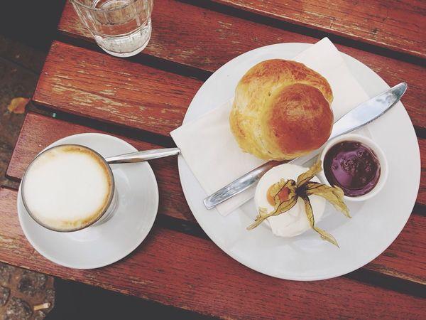 Brunch lover. Brunch Cappuccino Brioche Delicious Berlin