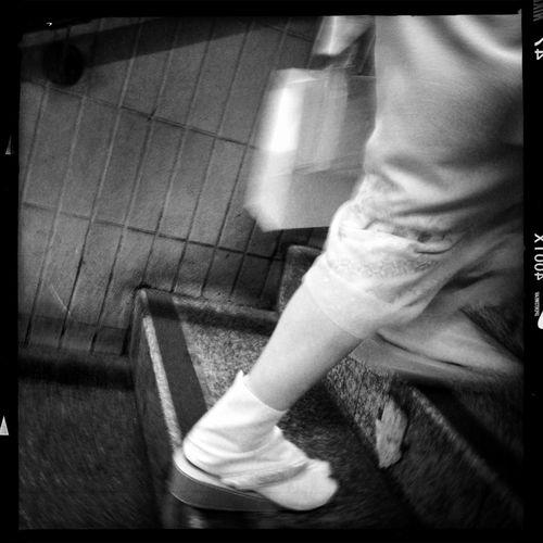 Japanese radish Streetphoto_bw Hipstamatic Blackandwhite