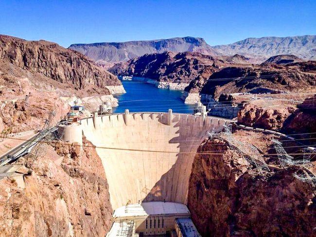 Hoover Dam, Nevada Hoover Dam Nevada, USA