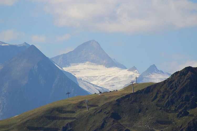 Landscape_photography Mountain View Mountains IloveZillertal View From Zellberg To Hintertux