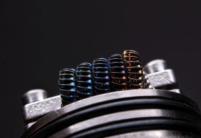 coil No People Technology Close-up Indoors  Black Background Coilovers Coil Coilporn Coilart Coilbuilder