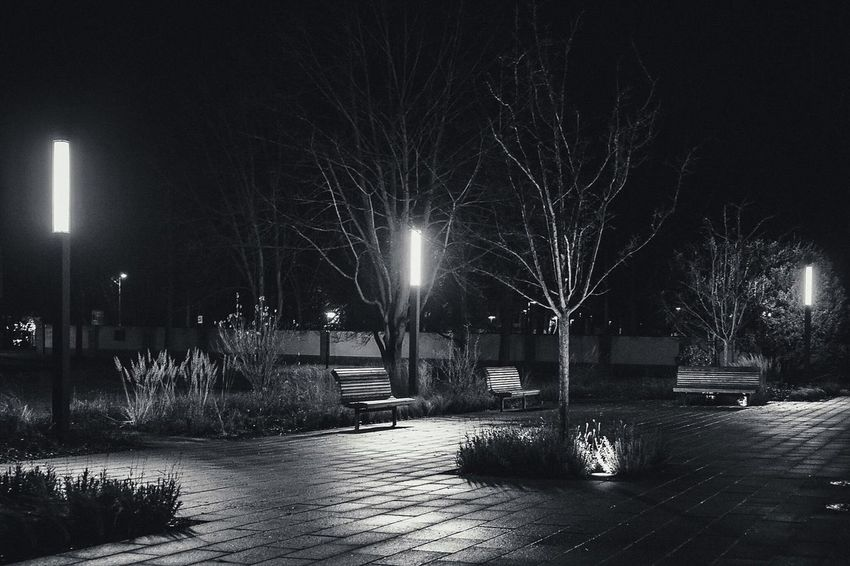Fujifilm XE1 Fujifilm X-e1 Wildau Night Photography Nightshot Nighttime Tokina Rmc 28mm F2.8 Monochrome Black & White
