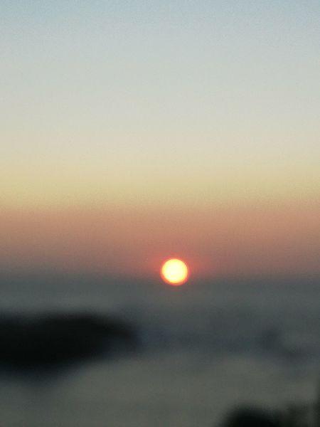 Sunset Sky Acoruña