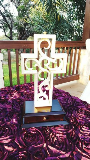 Unity Crosses are so beautiful & have so much meaning Wedding Unity Cross Boulder Springs Events