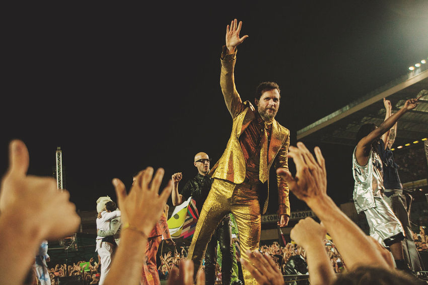 Concert Concert Photography Enjoyment Entertainment EyeEm EyeEm Best Shots EyeEm Gallery Gold Jova Jovanotti Jovanotti2015 Large Group Of People Lifestyles Men Music Music Is My Life Real People The Legend TakeoverMusic