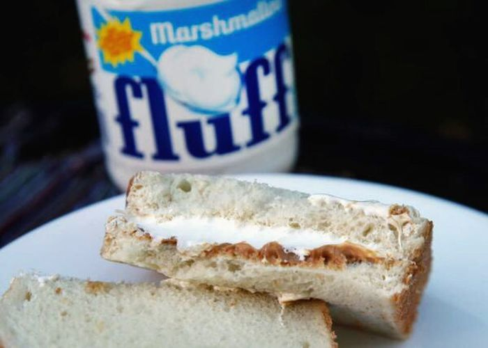 It's a New England Thing Fluffernutter Fluff Peanutbutter Peanutbutterandfluff Sandwich Newengland YouWouldntUnderstand Marshmallow