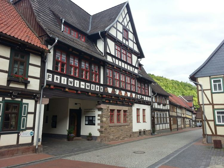 Today In... Stolberg
