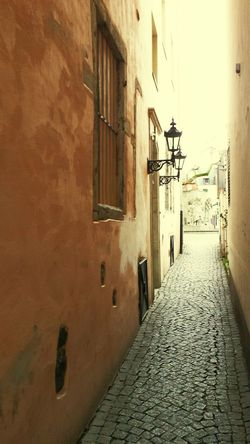 Walking Around Ways Alley
