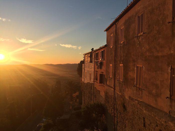 Sunset in Italy Sunset