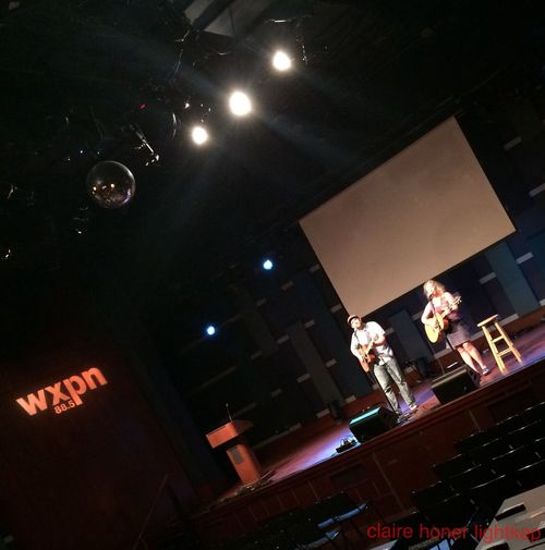 Michaela Palooza LisaBeth Weber John Beacher Everyday Joy Guitars Listening