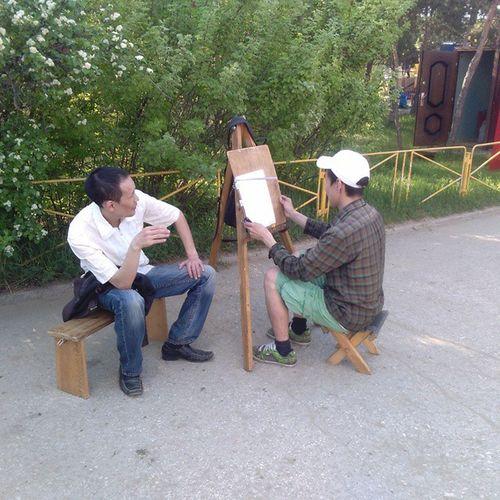 Ээ, ты как меня рисуешь Artbymarkro