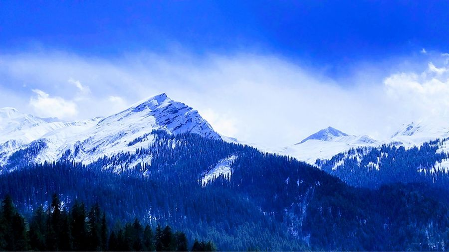 Mountains at