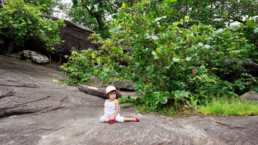 ภูผาเทิบ Childhood One Person Tree Day Mukdahan Thailand🇹🇭 Outdoors Sitting Casual Clothing Children Only Child Growth Sand Real People Nature People Sonya7m2