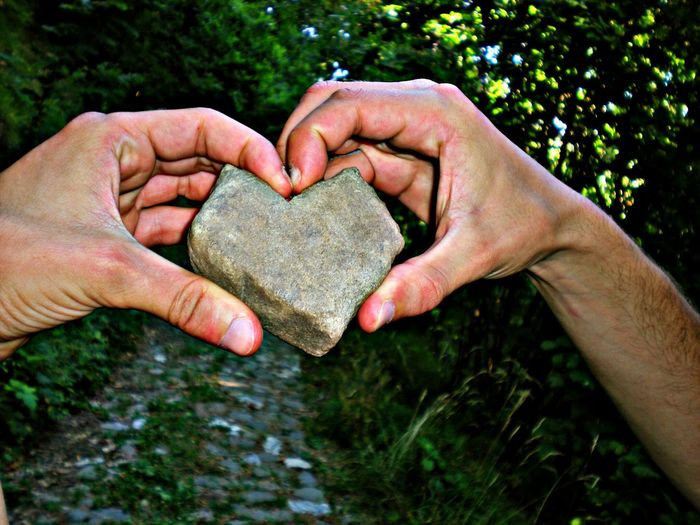 Here's what it means to have a heart of stone