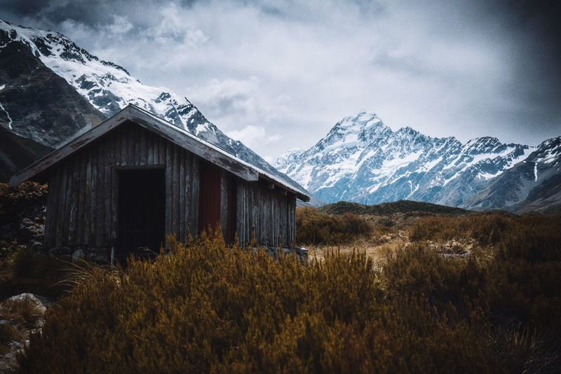 Not lost... just exploring 📍 Mountain Snow Mountain Range Winter Nature Beauty In Nature Snowcapped Mountain Scenics Landscape Outdoors Mount Cook Aoraki