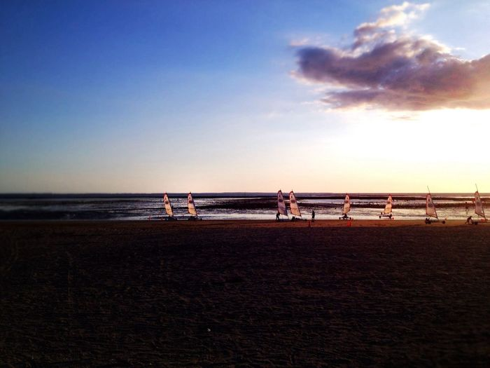Sun Summer Sea Sail