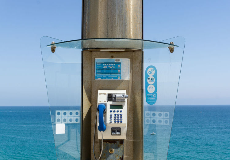 Pay Phone Water
