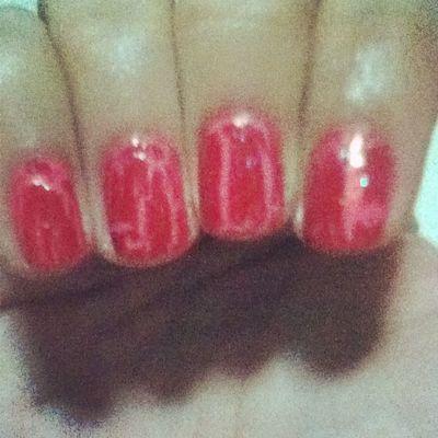I love my nails ! ;)