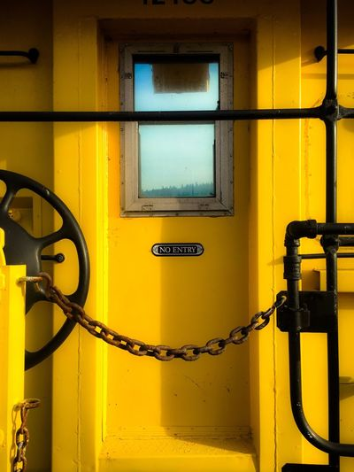 Train Car Rail