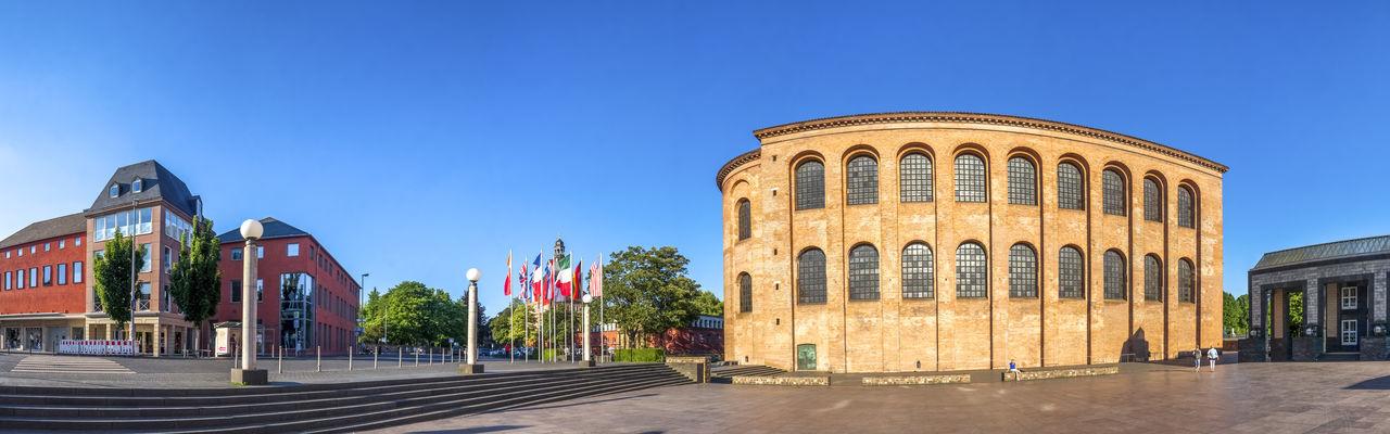 Trier, Rheinland-Pfalz, Germany Market Rheinland-Pfalz  Tree Trier City Trier, Germany's Oldest City Germany Palais Porta Nigra