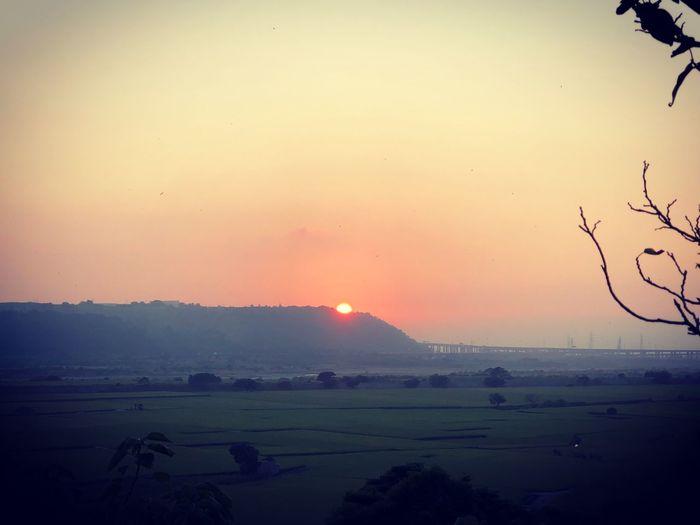 夕陽餘暉 Sky Sunset