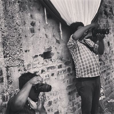 Busy Photographers ?