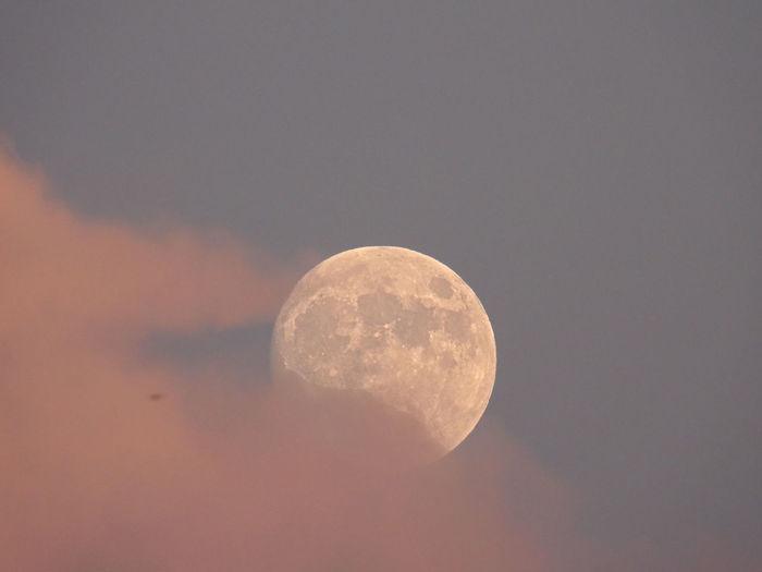 Sky Moon Space