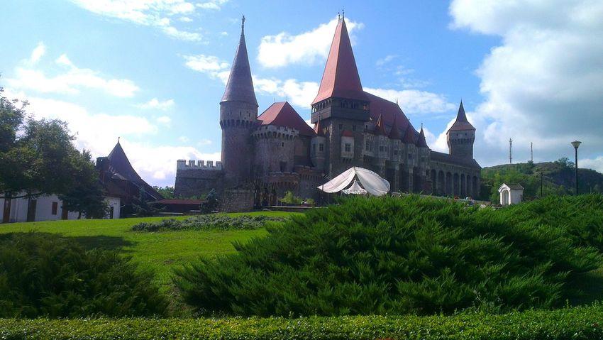 VajdahunyadCastle Vajdahunyad Vár Hunedoara Romania, Hunedoara Castle Castles Transylvania Erdély