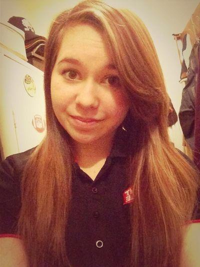 Good hair day. I feel pretty :)
