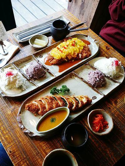 Food Korean Food Hongdea Delicious
