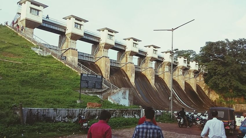 Nature Nature Building Jamshedpur Dam