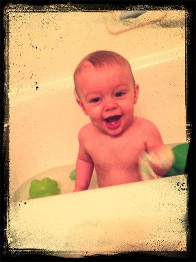 Splish Splash And Im Takin A Bath!! :D