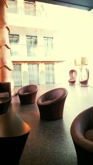 Hotel Lobby Interior Design Architecture Hotels Amsterdam