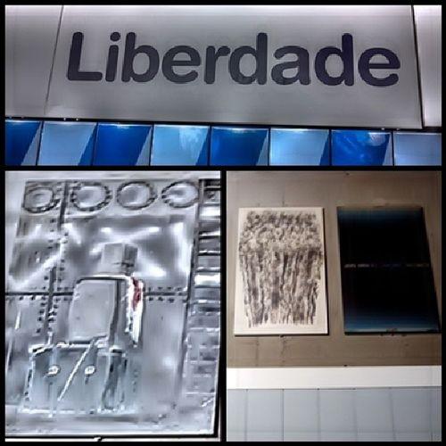 Artenometro Liberdade Sao Paulo Brasil