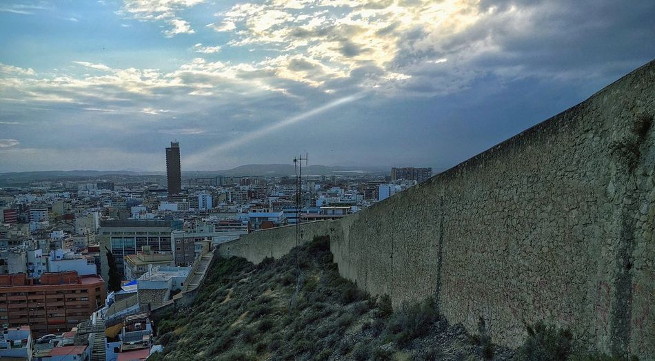 The Great Outdoors With Adobe Alicante Sunray Of Light Landscape Cityscapes