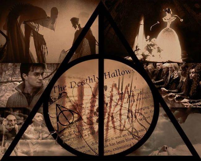 Harry Potter I Doni Della Morte <3