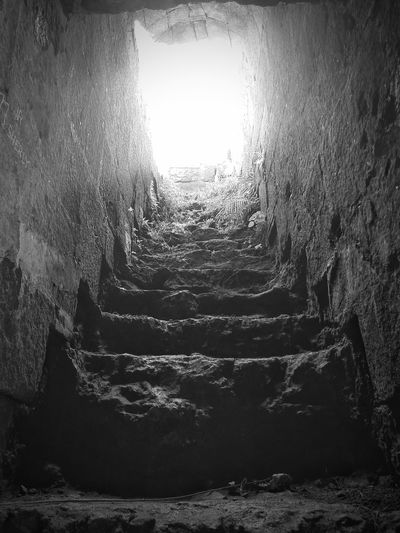 No People Dark Tunnel View Narrow Black And White Dungeon Perspective EyeEm Phillipines