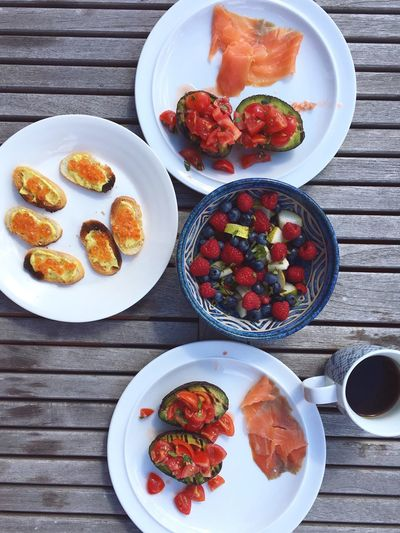 Summer Breakfast Ready-to-eat Healthy Eating Avocado Grilled Berries Food Stories The Still Life Photographer - 2018 EyeEm Awards