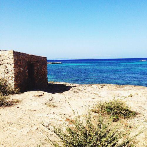 Formentera Playa Sea Beautiful