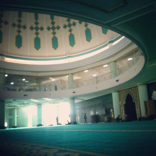 Ulil Albab Uii Mosque masjid vscocam