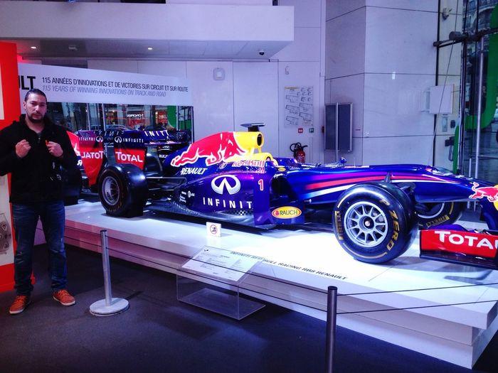 Formule1 Inparis Redbull Racing