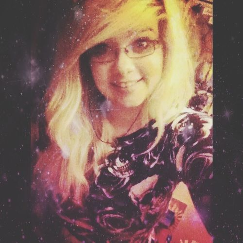 -I saw stars in her eyes and thats when I fell to the floor.- Colour Girl Life Of A Doll Weird Pixie