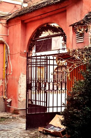 Architecture Architecture Brasov Building Exterior Built Structure Day Gate No People Oldcity Outdoors Romania
