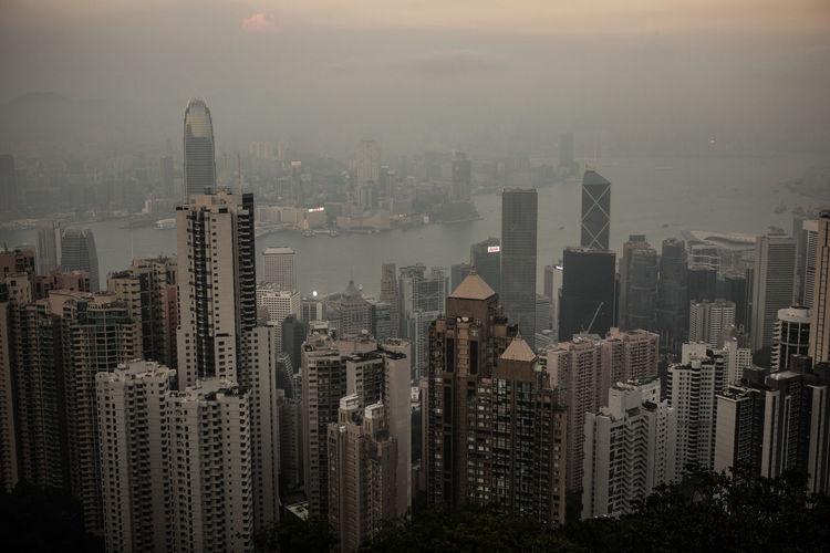 Building Building Exterior Hong Kong HongKong Land Landscape Landscape_Collection Street Photography Streetphotography