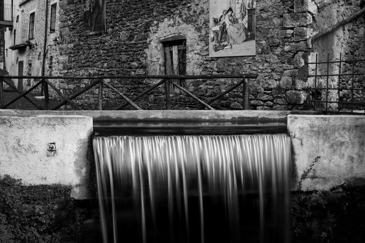 water's village